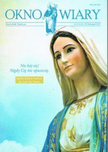 Okno wiary nr 11/12
