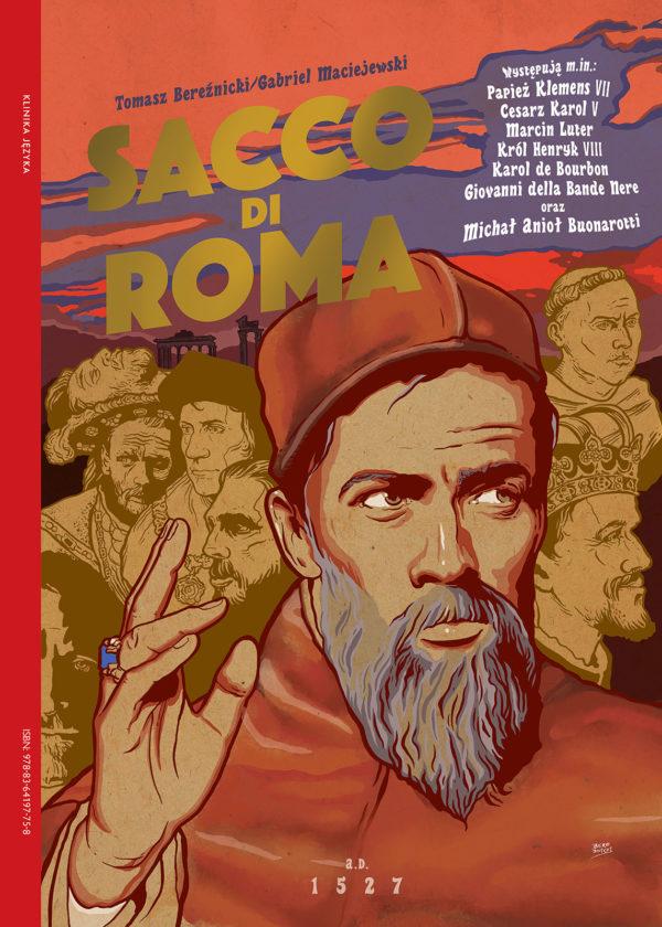 Sacco di Roma - okład