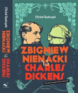 Zbigniew Nienacki vs Charles Dickens - okładka