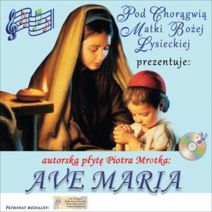 Ave Maria, płyta z 11 piosenkami katolickimi